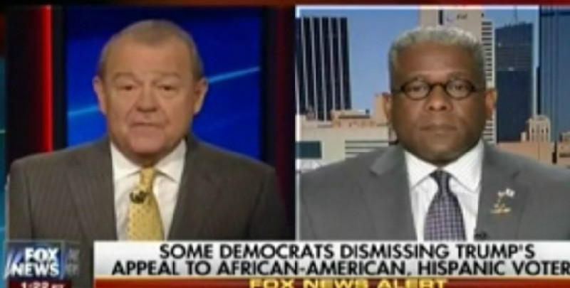 "Fox's Stuart Varney: Trump Can't Go To Black Communities Because Of ""Violent Demonstrations"""
