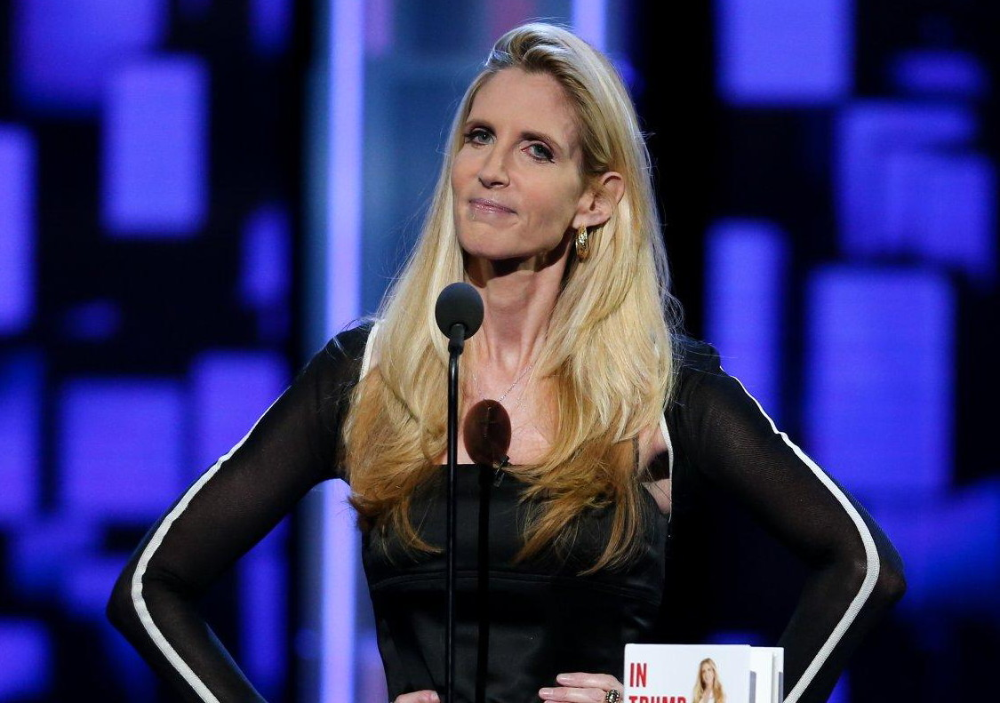 Ann Coulter Baked At Rob Lowe's Roast: Cruelty, Vulgarity For The Sake Of Entertainment