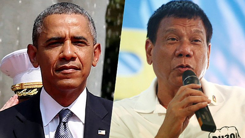 Filipino President Who Called Obama 'Son Of A Whore' Is A Human Rights Thug