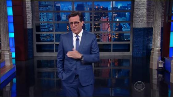 Stephen Colbert: Donald Trump Is Three Oompa Loompas In A Suit, And Two Of Them Hate Immigrants