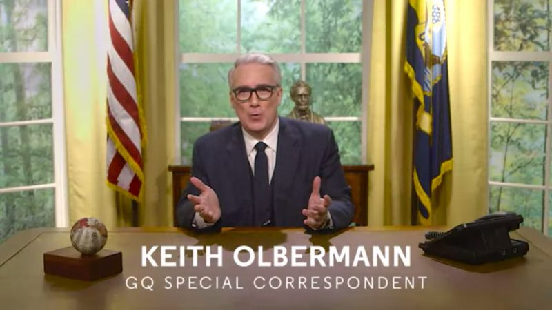 He's Back! Keith Olbermann Gets New Gig Hosting Digital Series 'The Closer' For GQ