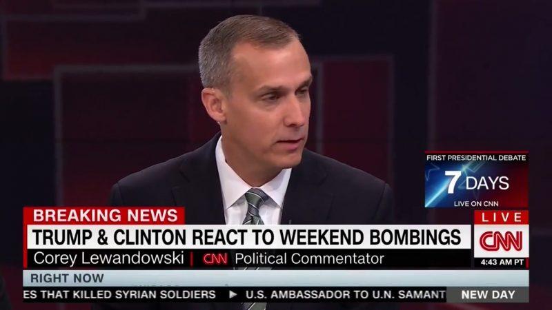CNN's Lewandowski Blames Chelsea Bombing On Illegal Immigration (Suspect Is US Citizen)