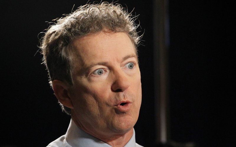 """Rand Paul Diagnoses Hillary With """"Significant Health Problems"""" But Doesn't """"Know What They Are"""""""