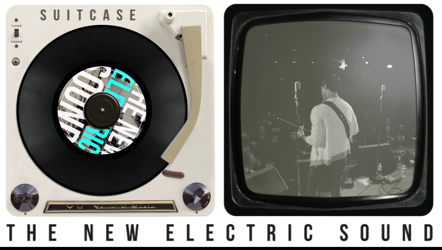 "Chill Out: With ""Suitcase"" By The New Electric Sound"