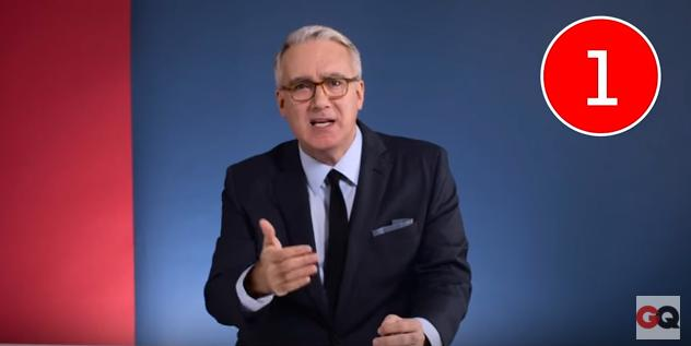 Keith Olbermann Judges Trump's Debates: A Sniffling, Nitwitted Would-Be Dictator