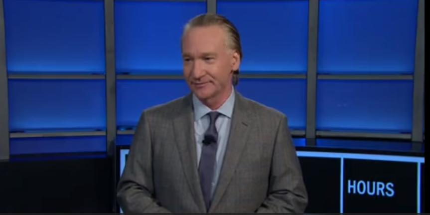 Bill Maher: Hillary Won But Donald Trump Has More Supporters In Moscow