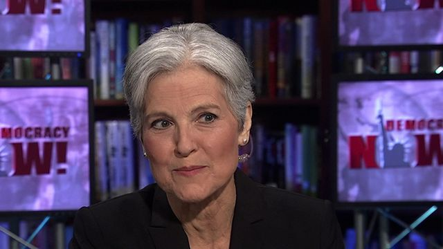 Jill Stein Now Has $3 Million To Challenge The Election Results