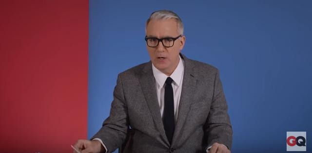 Keith Olbermann: The Trump-churian Candidate Is Unwittingly Helping Russia