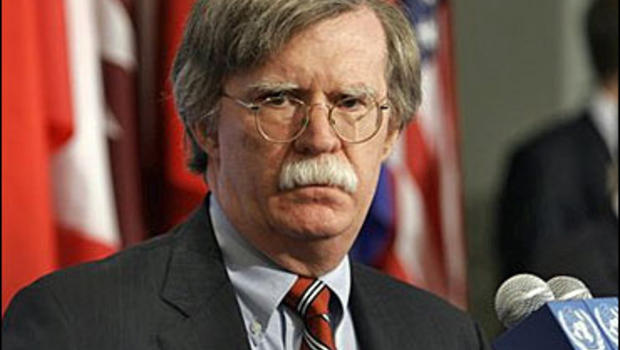 John Bolton Goes Full Alex Jones: Russian Hacking Is A 'False Flag' By Obama