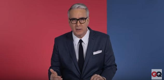 Keith Olbermann Warned Us: Trump Knew About Russian Hacking