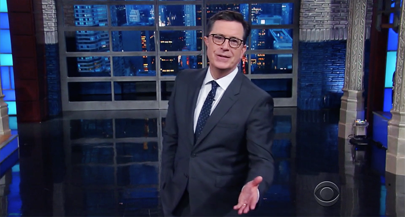After Breitbart's Kellog's Ban, Colbert Wonders If The Trix Rabbit Is A Bigot