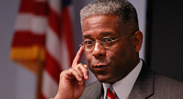 Donald Trump Meets Allen West, Who Fears 'Card-Carrying Marxists' In Congress