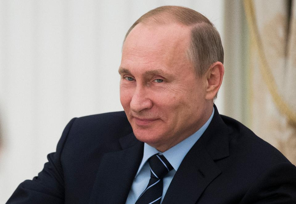Nearly A Third Of Republicans Now Approve Of Vladimir Putin