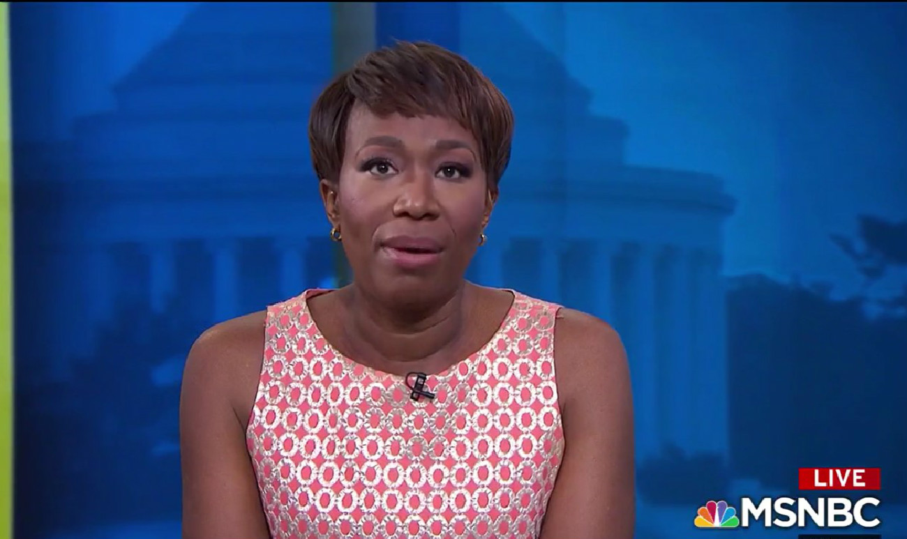 Joy Reid's Saturday Broadcast Delivers Mixed Bag To MSNBC In Ratings