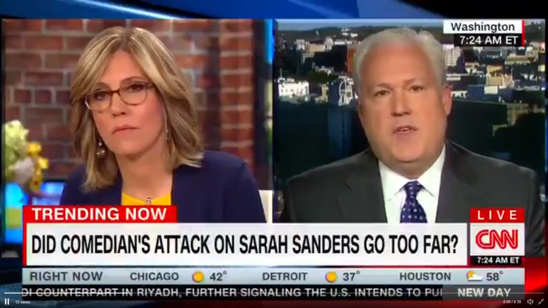 CPAC Organizer Matt Schlapp: Journalists Shouldn't 'Say That The President Or His Spokesperson Is Lying'