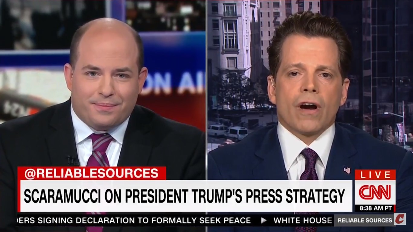 Anthony Scaramucci Claims Michelle Wolf's WHCD Jokes Were Literally An 'Atrocity'