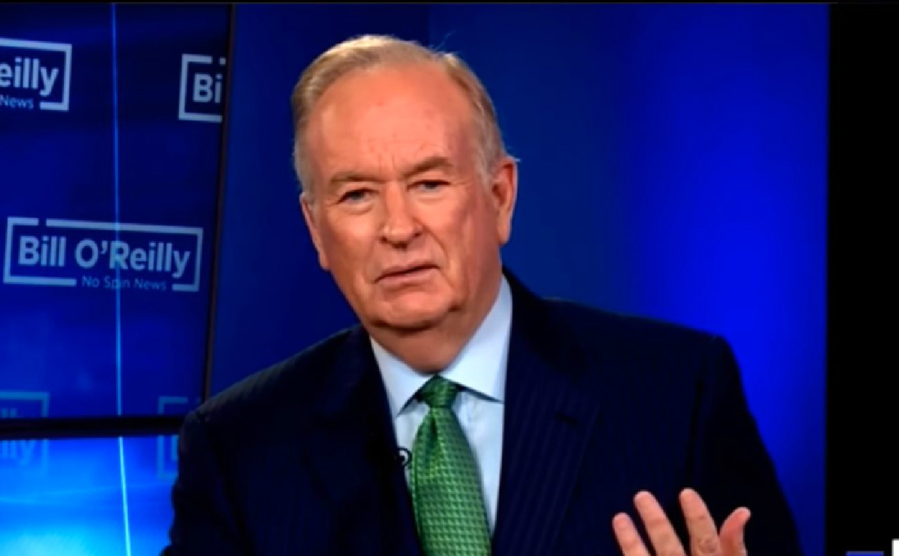 Bill O'Reilly: 'I Would Love To Get My Big Hands Around Jim Acosta's Neck'