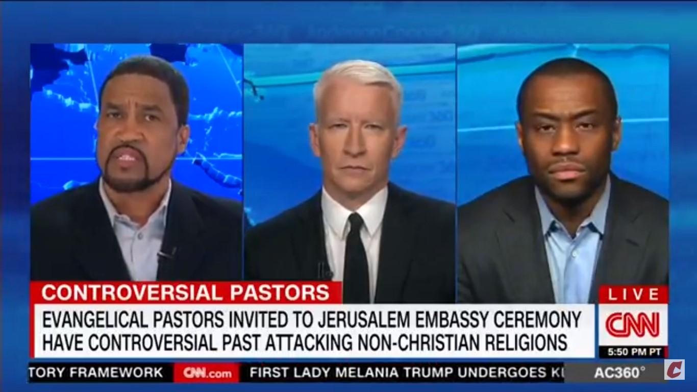 Pro-Trump Pastor: Just A 'Figure Of Speech' When I Said All Palestinians Want To Slaughter Jews