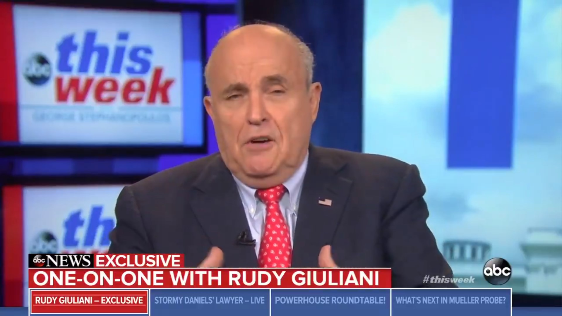 Now Giuliani Is Opening Up The Possibility That Michael Cohen Paid Off Other Women For Trump