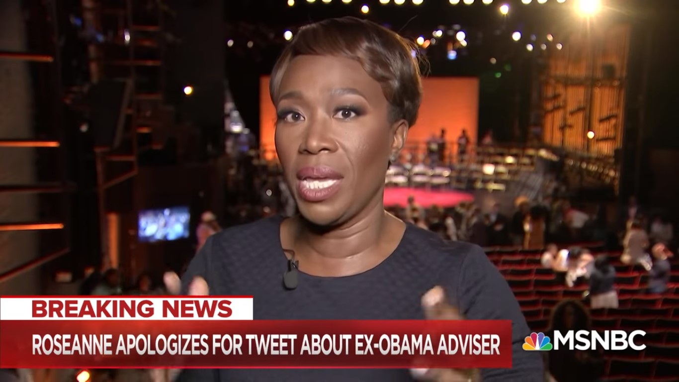 Did MSNBC Shoot Itself In The Foot By Having Joy Reid Co-Host Its Primetime Racism Special?