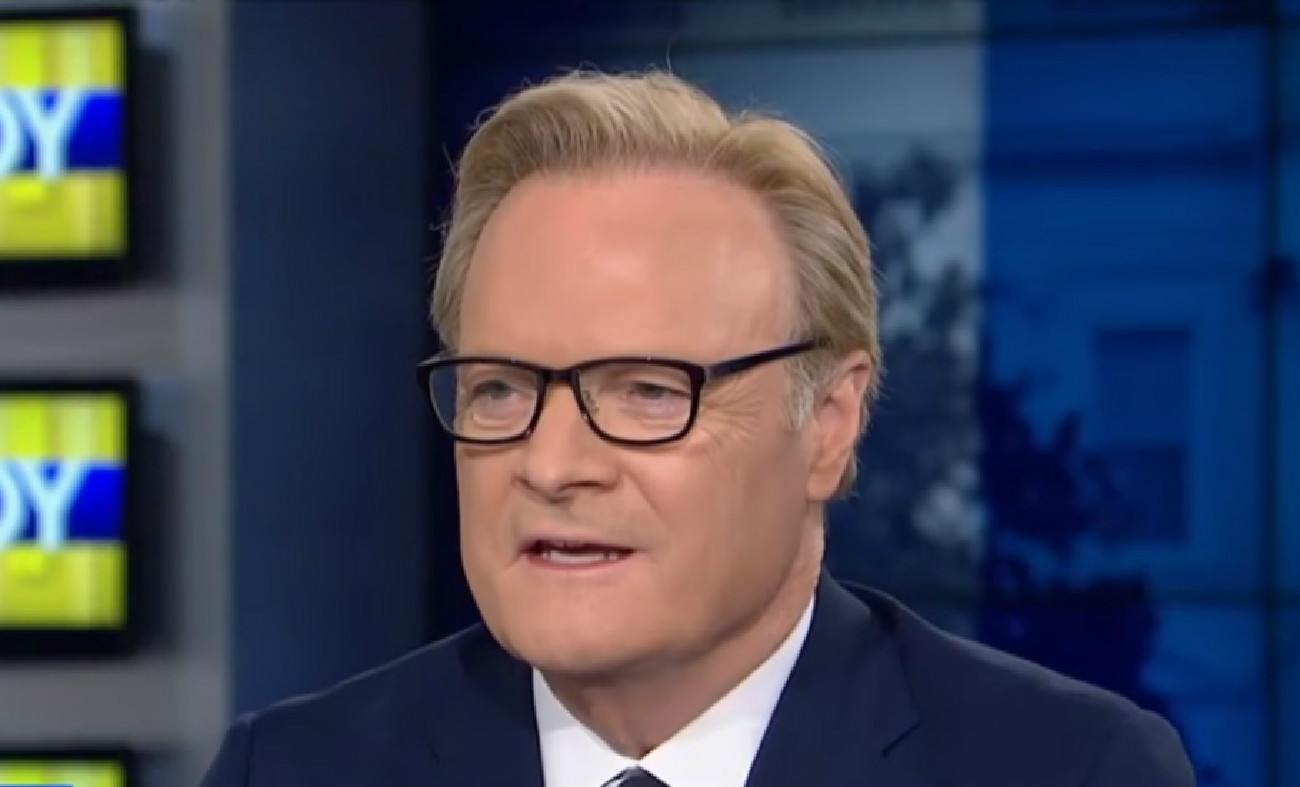 MSNBC's Lawrence O'Donnell Beats Fox's Ingraham Across the Board in Friday's Ratings