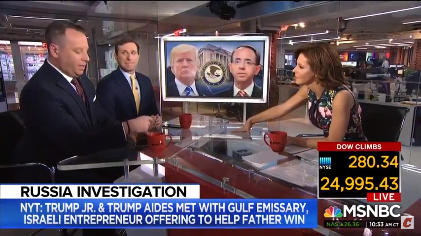 Steph Ruhle Goes Off After Ex-Trump Advisor Says 'We're Performance Artists': 'This Is Not A Game!'