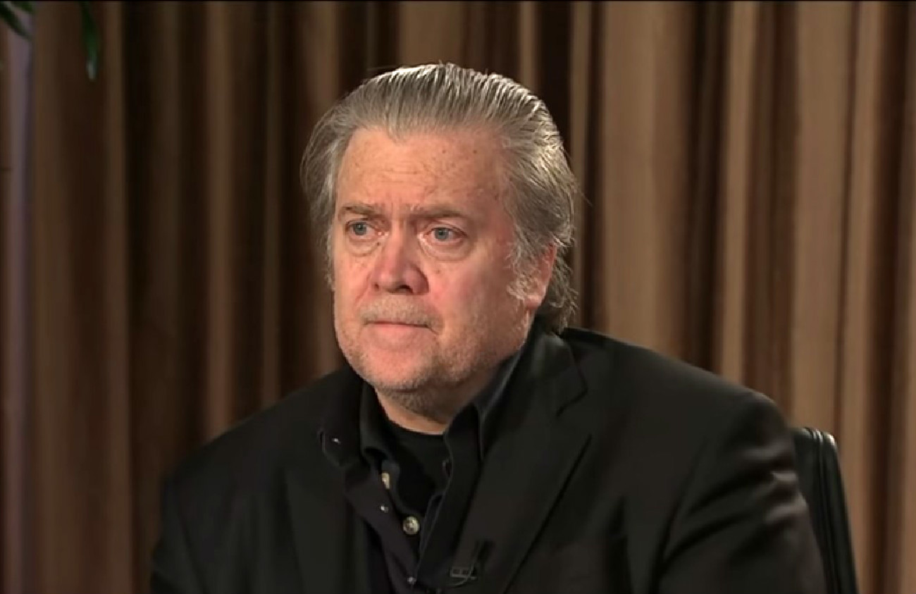 Steve Bannon: Martin Luther King Jr. 'Would Be Proud' Of Donald Trump