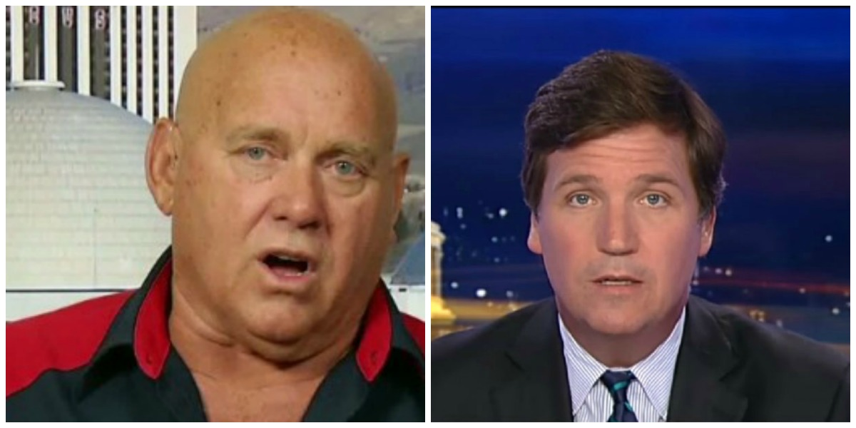 Pimp Claims Tucker Carlson Is Advising His Political Campaign, Says They Text Every Day