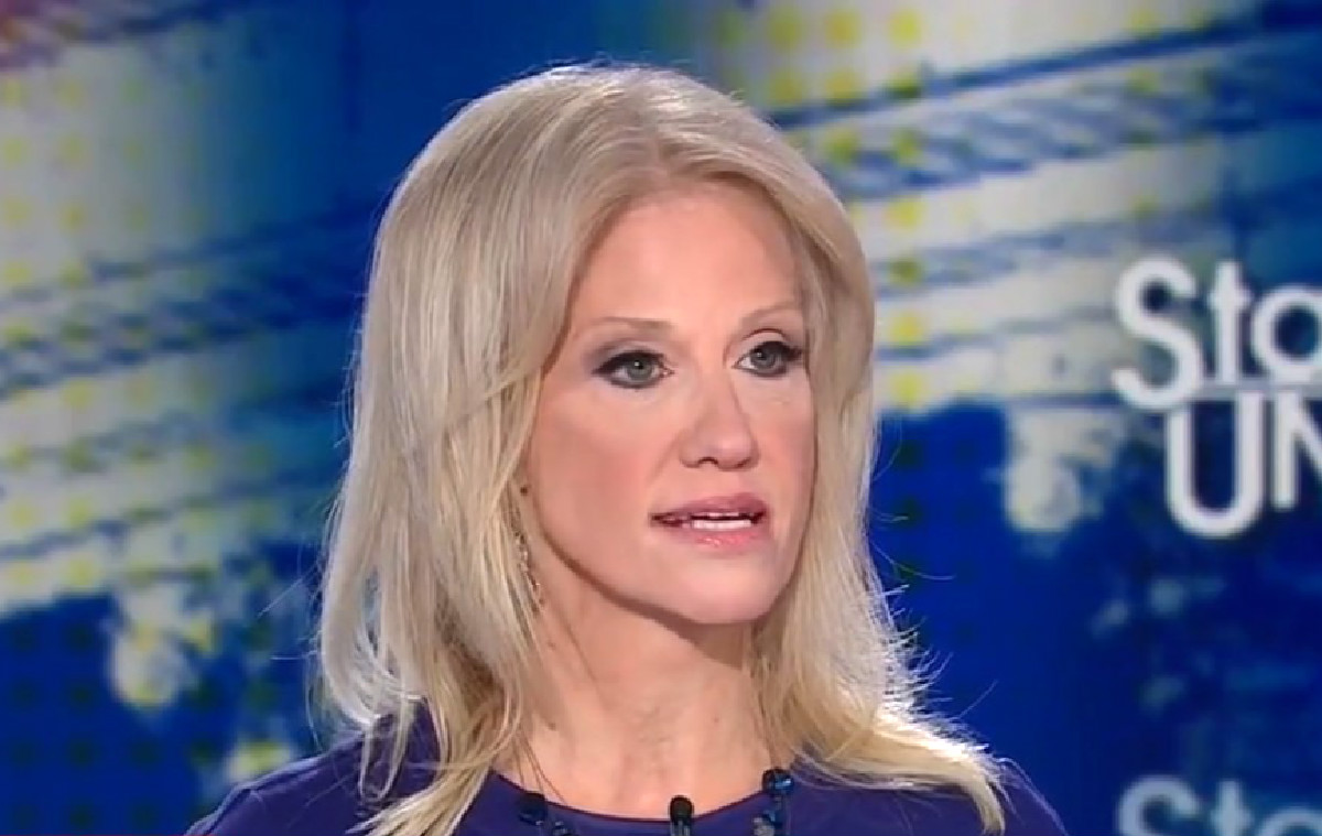 At What Point Does CNN Stop Doing Kellyanne Conway Interviews?