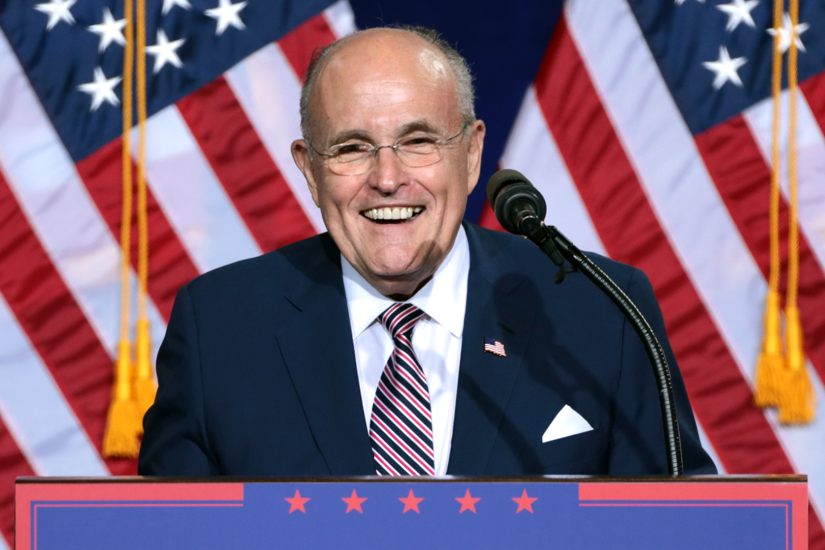 Rudy Giuliani Spent Hours On TV Trying To Kill A News Story That Might Not Exist