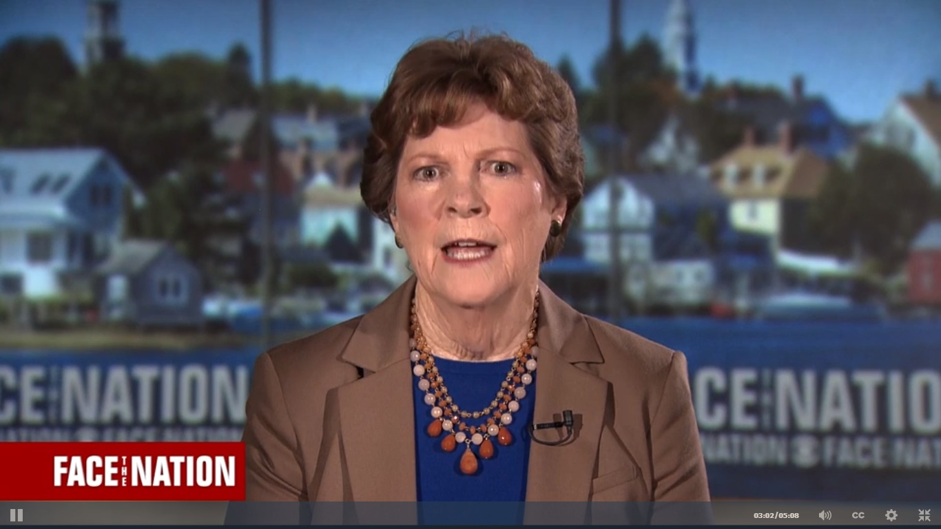 Democratic Senator Jeanne Shaheen Says She Was Targeted By Hackers