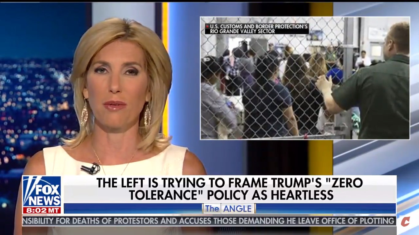 'Lord Knows How Much Money It Took': Laura Ingraham Reacts To Migrant Families Being Reunited