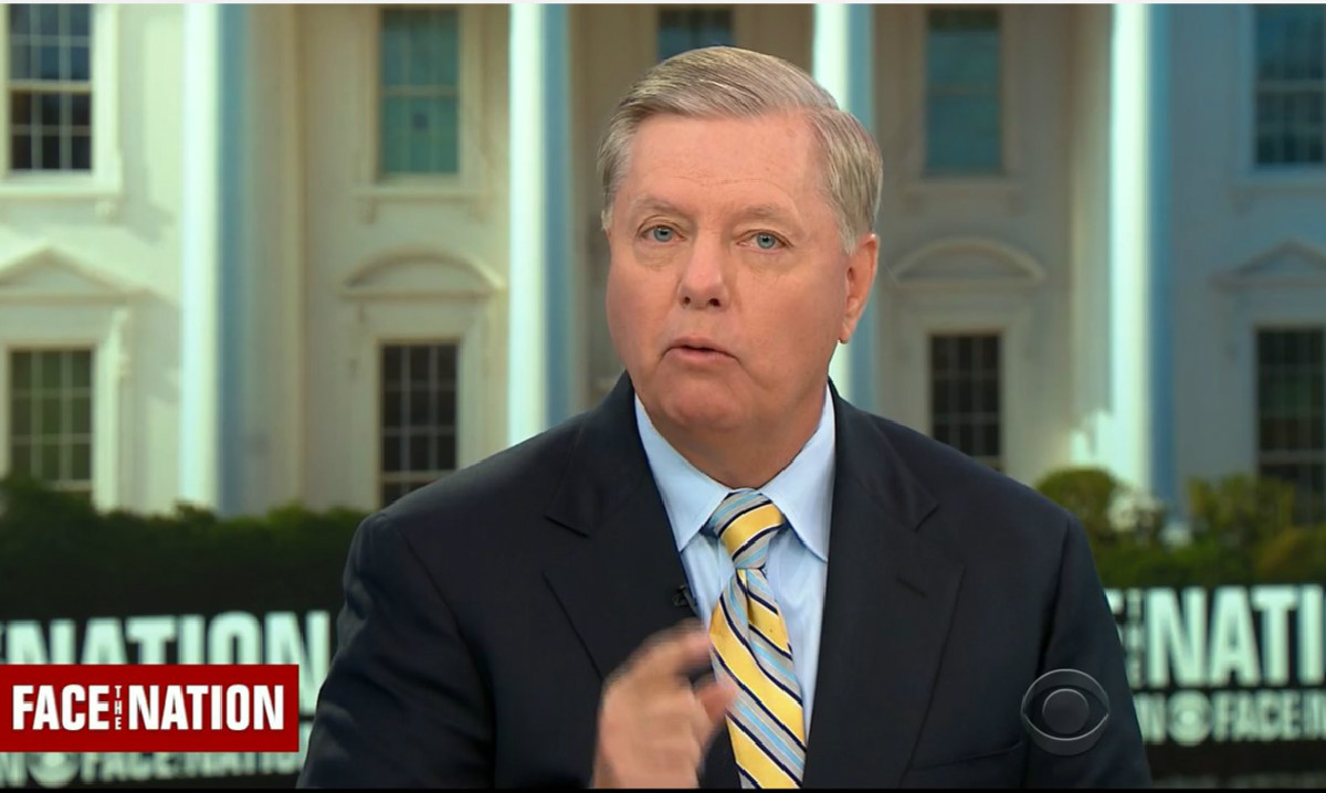Lindsey Graham: My Voters Will Need To 'Experience Some Pain' To Beat China In Trade War