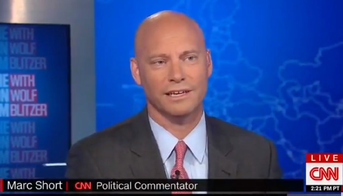 CNN Hires Former Trump White House Staffer Marc Short As Political Commentator