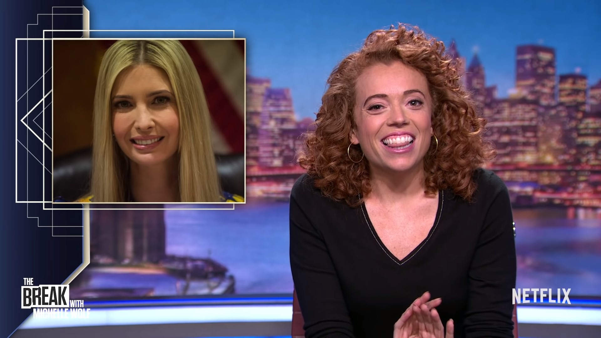 Michelle Wolf Compares Ivanka To Herpes: 'You're Very Unpleasant, Totally Incurable'