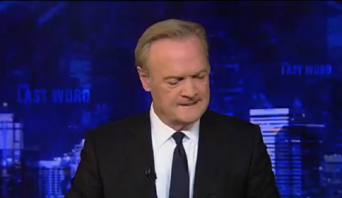 Did Lawrence O'Donnell Drop The F-Bomb On Live TV? Watch And Decide For Yourself