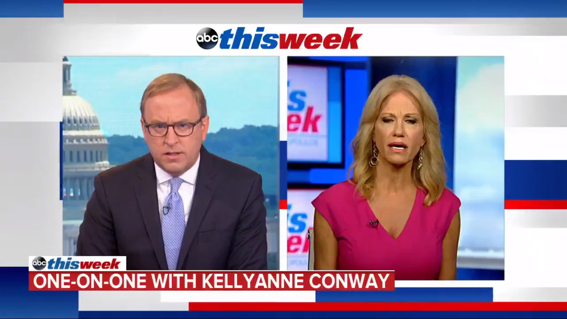WATCH: Kellyanne Conway Can't Name Highest-Ranking Black Official In White House