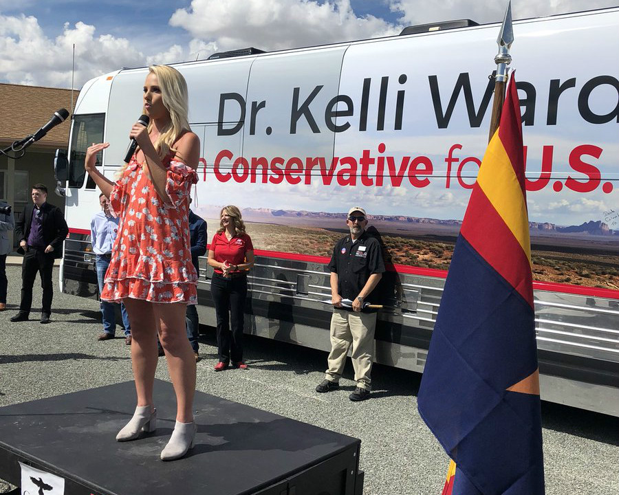 Tomi Lahren Keeps It Classy: 'We Can't Put Up Another RINO Like McCain'