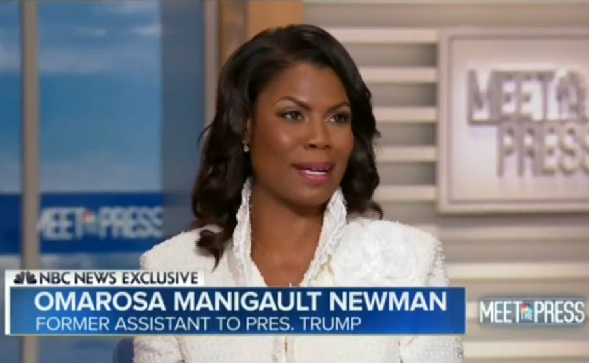 Omarosa Shares Tape Of John Kelly Firing Her In Situation Room, Claims He Threatened Her