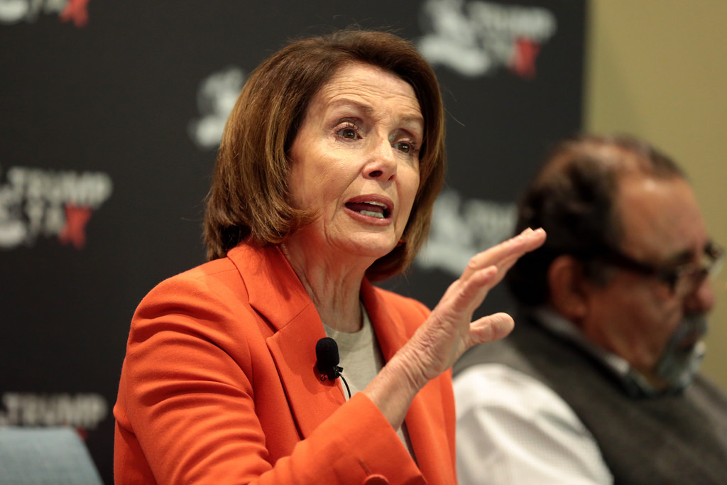 In Op-Ed, Pelosi Slams Republicans for 'Normalizing Lawlessness' and Making a 'Farce' of the Senate