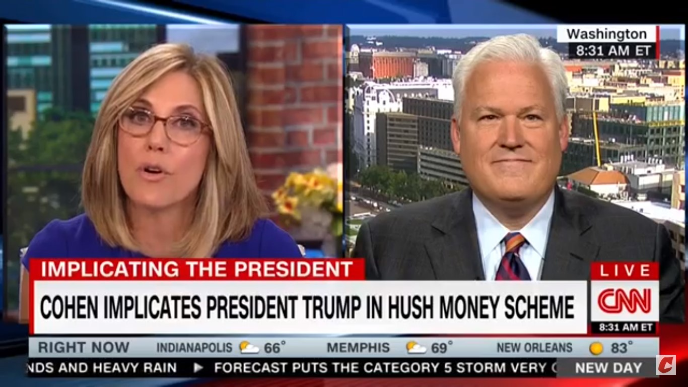 Matt Schlapp: Michael Cohen Pleaded Guilty To Crimes 'That Aren't In Fact Crimes'