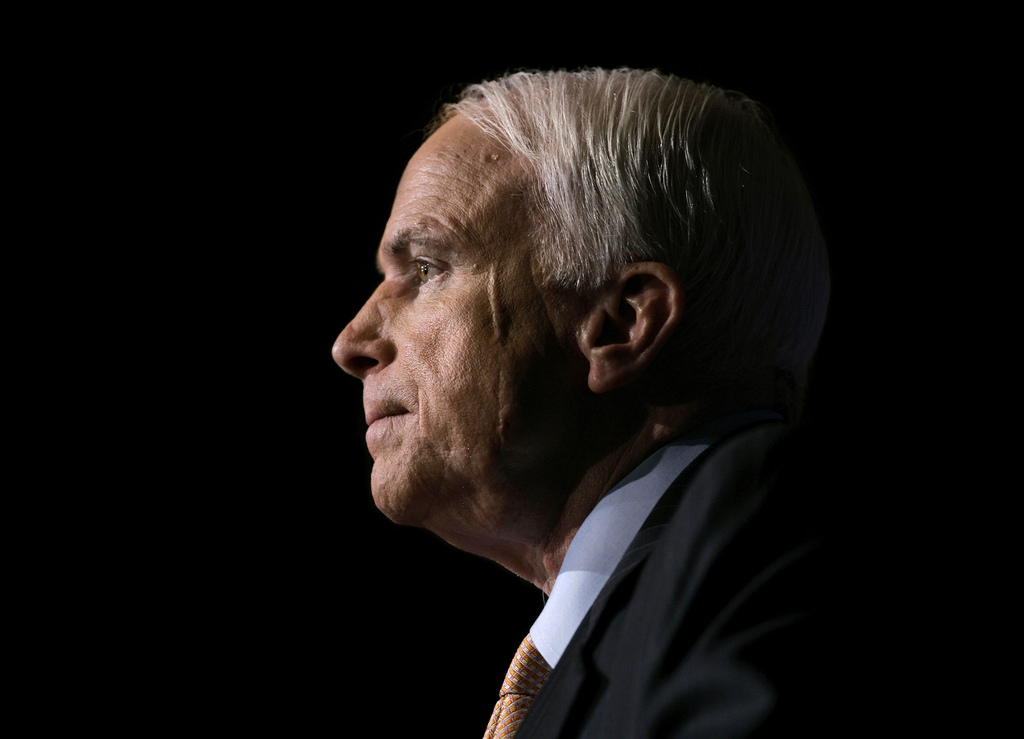 Former DHS Official: Trump Tried to Reverse Order Lowering Flags for John McCain