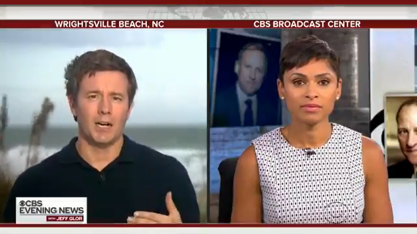 CBS Evening News' Jeff Glor Tells Jericka Duncan: Our Team Supports You