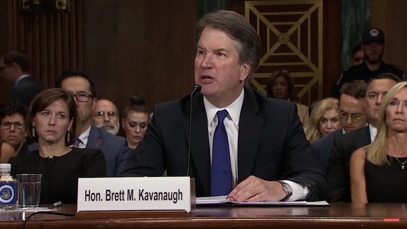 These Allegations Would Stall Brett Kavanaugh From A Measly Security Clearance