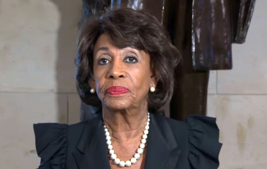Congresswoman Maxine Waters Denies 8chan-Sourced Doxxing Allegations Against Staffer
