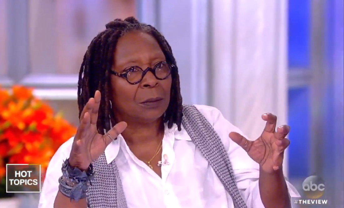 Whoopi Goldberg: Trump 'Has Enough Accusers To Know' Why Women Don't Come Forward