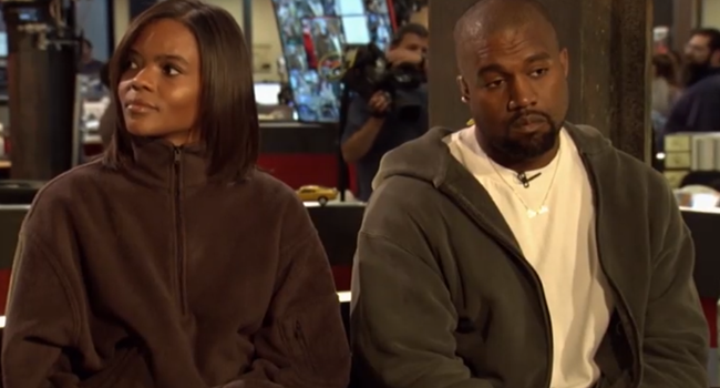 Kanye West Suggests Candace Owens 'Used' Him To Push Blexit: 'I Have Nothing To Do With It'