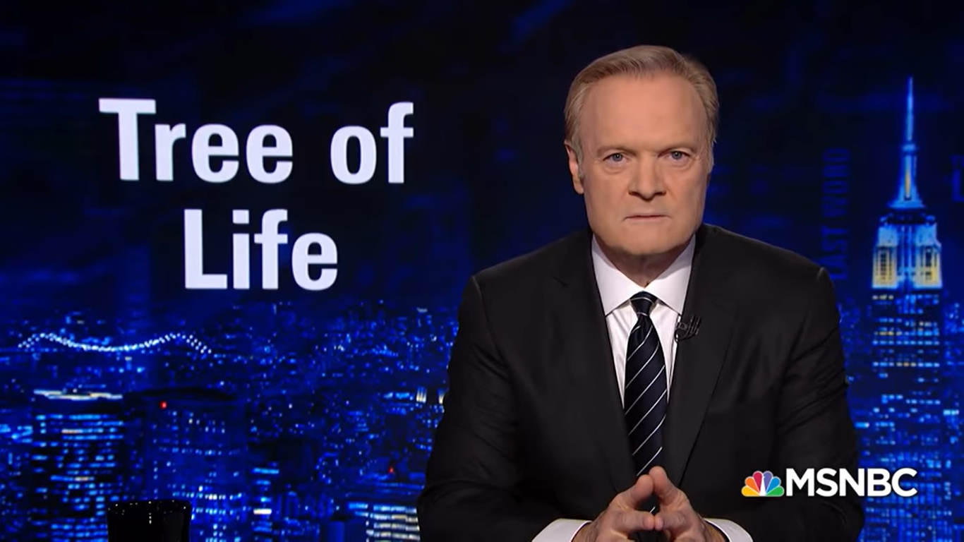 Lawrence O'Donnell: Republicans Make Sure America Has The World's Best Equipped Mass Murderers