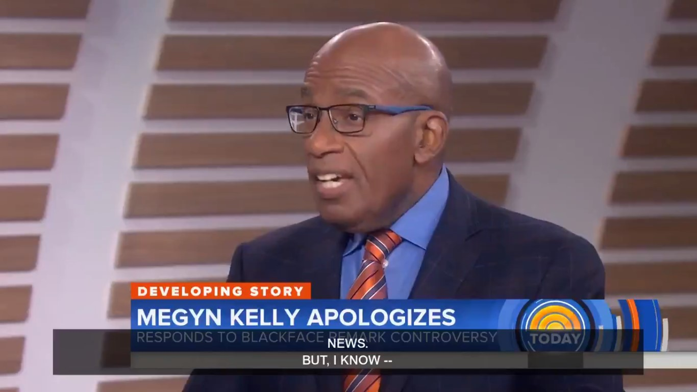 NBC's Al Roker And Craig Melvin Excoriate Megyn Kelly: 'She Owes A Bigger Apology To Folks Of Color'