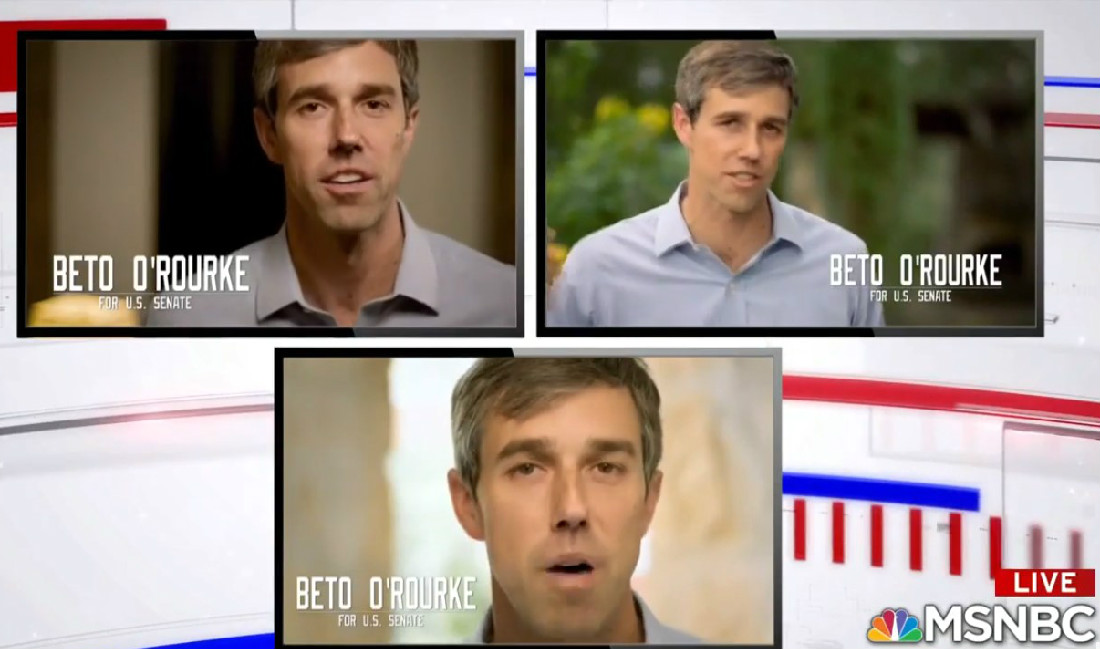 MSNBC Goes Full Both Sides, Compares Mild Dem Campaign Ads To Ugly GOP Attacks